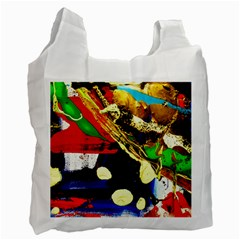 Catalina Island Not So Far 3 Recycle Bag (two Side)
