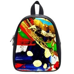 Catalina Island Not So Far 3 School Bag (small)