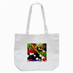 Catalina Island Not So Far 3 Tote Bag (white) by bestdesignintheworld