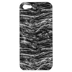 Dark Skin Texture Pattern Apple iPhone 5 Hardshell Case