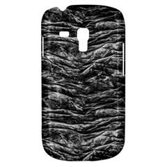 Dark Skin Texture Pattern Galaxy S3 Mini