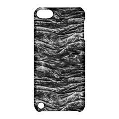 Dark Skin Texture Pattern Apple Ipod Touch 5 Hardshell Case With Stand
