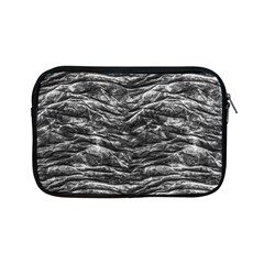 Dark Skin Texture Pattern Apple iPad Mini Zipper Cases