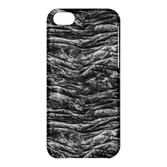Dark Skin Texture Pattern Apple Iphone 5c Hardshell Case
