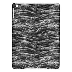Dark Skin Texture Pattern iPad Air Hardshell Cases