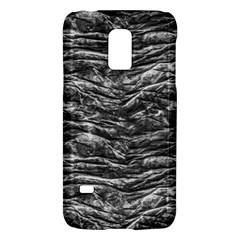 Dark Skin Texture Pattern Galaxy S5 Mini