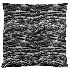Dark Skin Texture Pattern Standard Flano Cushion Case (One Side)