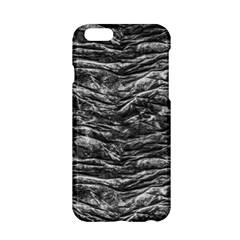 Dark Skin Texture Pattern Apple iPhone 6/6S Hardshell Case