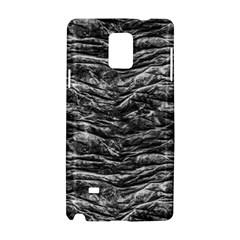 Dark Skin Texture Pattern Samsung Galaxy Note 4 Hardshell Case