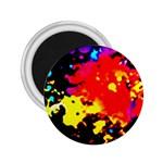 Colorfulpaintsptter 2.25  Magnets