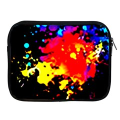 Colorfulpaintsptter Apple Ipad 2/3/4 Zipper Cases