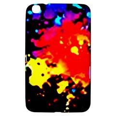 Colorfulpaintsptter Samsung Galaxy Tab 3 (8 ) T3100 Hardshell Case