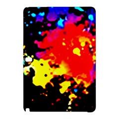 Colorfulpaintsptter Samsung Galaxy Tab Pro 12 2 Hardshell Case