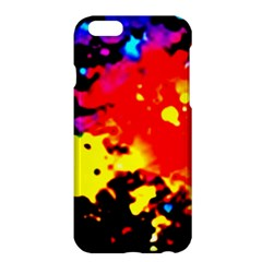 Colorfulpaintsptter Apple Iphone 6 Plus/6s Plus Hardshell Case
