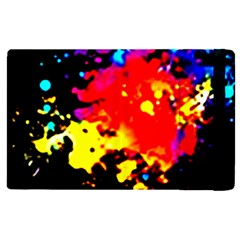 Colorfulpaintsptter Apple Ipad Pro 9 7   Flip Case