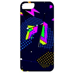 Background Designs Cool Zig Zags Apple Iphone 5 Classic Hardshell Case