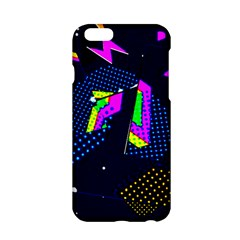 Background Designs Cool Zig Zags Apple Iphone 6/6s Hardshell Case by flipstylezdes