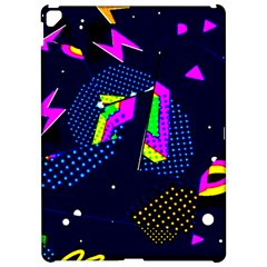 Background Designs Cool Zig Zags Apple Ipad Pro 12 9   Hardshell Case by flipstylezdes