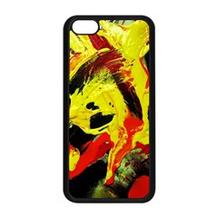 Fish And Bread1/1 Apple Iphone 5c Seamless Case (black)