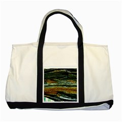 Tree In Highland Park Two Tone Tote Bag