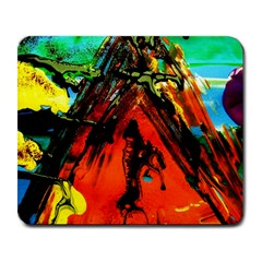 Camping 5 Large Mousepads