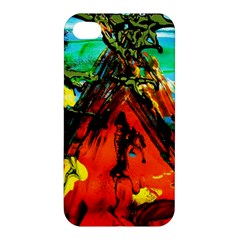 Camping 5 Apple Iphone 4/4s Hardshell Case
