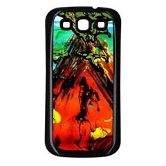 Camping 5 Samsung Galaxy S3 Back Case (black)