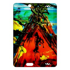 Camping 5 Amazon Kindle Fire Hd (2013) Hardshell Case