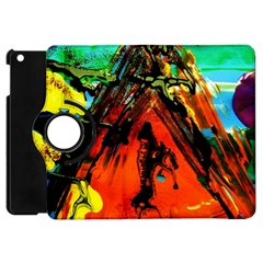 Camping 5 Apple Ipad Mini Flip 360 Case