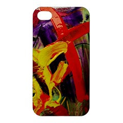 Fish And Bread1/2 Apple Iphone 4/4s Premium Hardshell Case