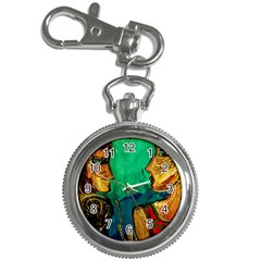 Young Witches Key Chain Watches
