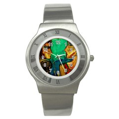 Young Witches Stainless Steel Watch