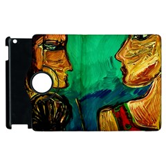 Young Witches Apple Ipad 3/4 Flip 360 Case
