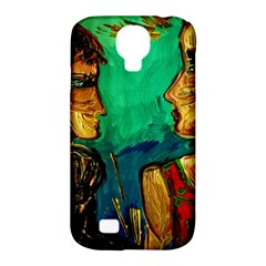 Young Witches Samsung Galaxy S4 Classic Hardshell Case (pc+silicone)