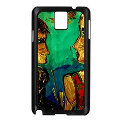 Young Witches Samsung Galaxy Note 3 N9005 Case (black)