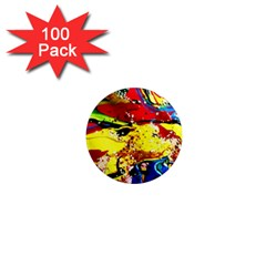 Yellow Roses 3 1  Mini Magnets (100 Pack)
