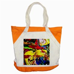 Yellow Roses 3 Accent Tote Bag