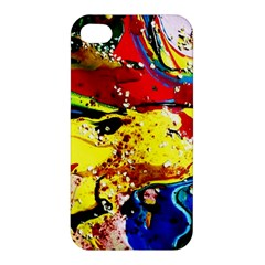 Yellow Roses 3 Apple Iphone 4/4s Hardshell Case