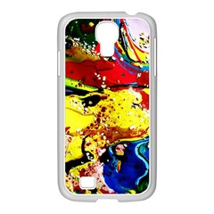 Yellow Roses 3 Samsung Galaxy S4 I9500/ I9505 Case (white)