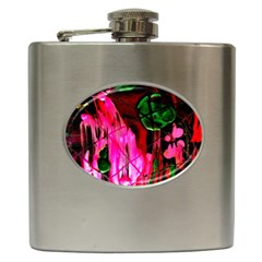 Indo China 3 Hip Flask (6 Oz)