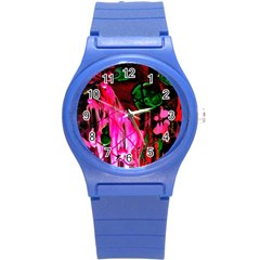 Indo China 3 Round Plastic Sport Watch (s)