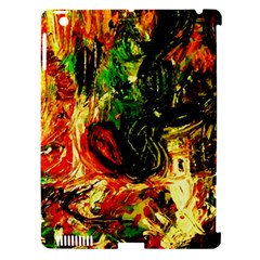 Sunset In A Desert Of Mexico Apple Ipad 3/4 Hardshell Case (compatible With Smart Cover) by bestdesignintheworld