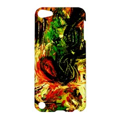 Sunset In A Desert Of Mexico Apple Ipod Touch 5 Hardshell Case
