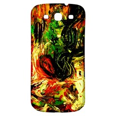 Sunset In A Desert Of Mexico Samsung Galaxy S3 S Iii Classic Hardshell Back Case