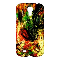 Sunset In A Desert Of Mexico Samsung Galaxy S4 I9500/i9505 Hardshell Case