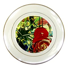 Irish Clock Porcelain Plates