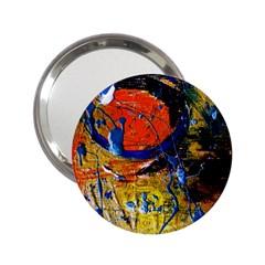 Lunar Eclipse 6 2 25  Handbag Mirrors