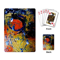 Lunar Eclipse 6 Playing Card