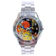 Lunar Eclipse 6 Stainless Steel Analogue Watch