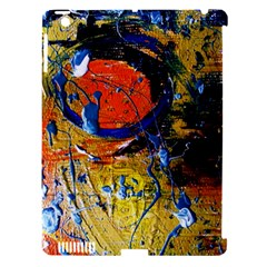 Lunar Eclipse 6 Apple Ipad 3/4 Hardshell Case (compatible With Smart Cover)